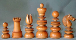 Jaques St. George Club Size Set